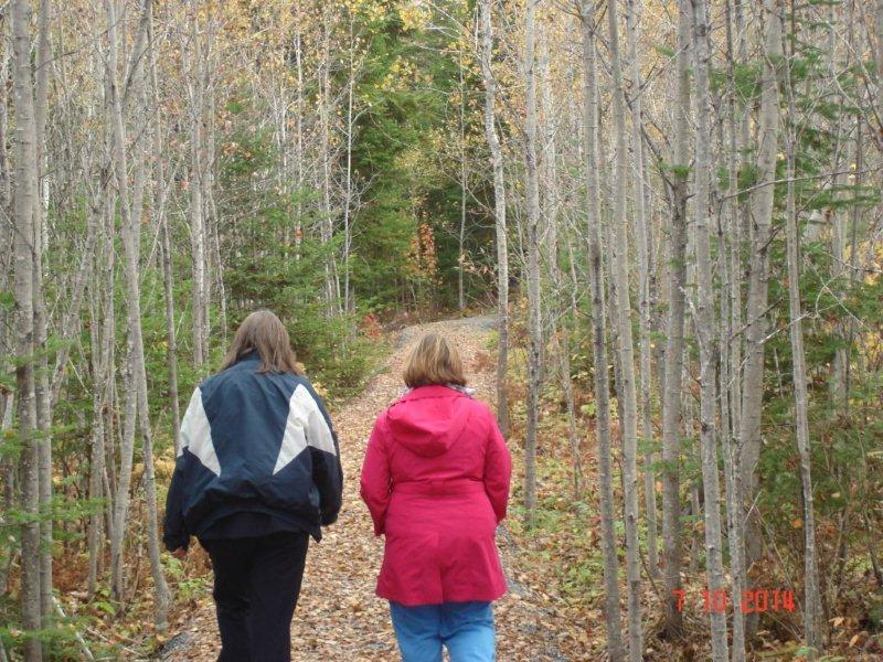 URVH Walking Trail 2014 011